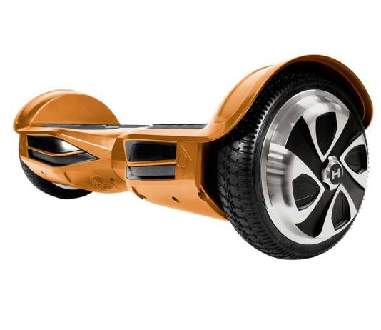 HOVERZON XLS Self Balancing Hoverboard, Gold