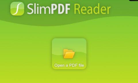 Slim PDF Reader Adobe Reader Alternatives