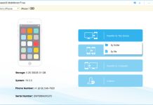 How to Transfer data from your old iPhone to new iPhone using EASEUS MOBIMOVER FREE 3.0?