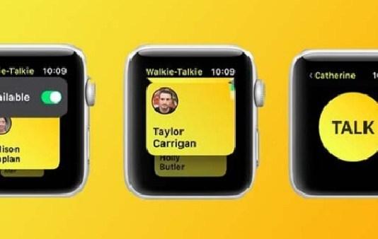 How to Use Walkie-Talkie App in watchOS 5 on Apple Watch