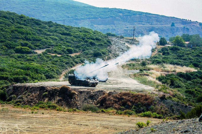 297961 iefimerida - Άσκηση της 1ης Στρατιάς - Δείτε εντυπωσιακές εικόνες.