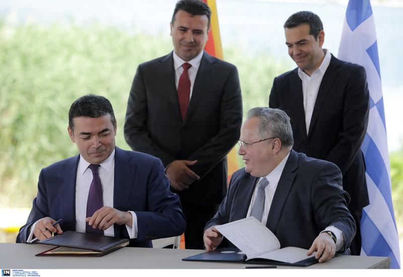 Ζάεφ: «Εμείς έχουμε άλλα θέματα ταυτότητας, δεν είμαστε κομμάτι της ελληνιστικής Ιστορίας της Μακεδονίας»