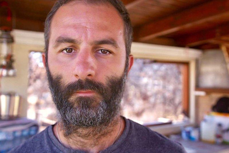 Ο πυροσβέστης Ανδρέας Δημητρίου. Φωτογραφία: ABC News/Greg Nelson