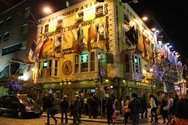 Δουβλίνο. Μία πόλη γεμάτη ζωή