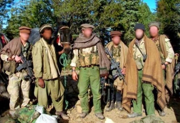 Μέλη της Delta Force με πολιτικά στη διάρκεια μυστικής επιχείρησης στο Αφγανιστάν.