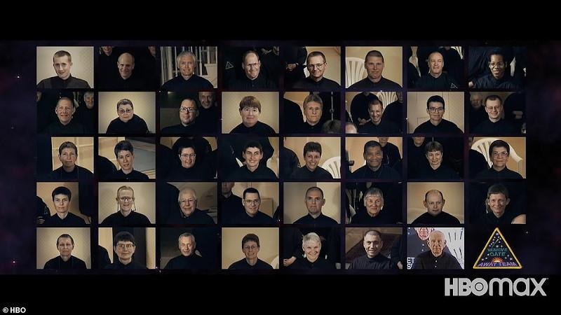 Τα μέλη της αίρεσης βιντεοσκόπησαν τα αποχαιρετιστήρια μηνύματά τους