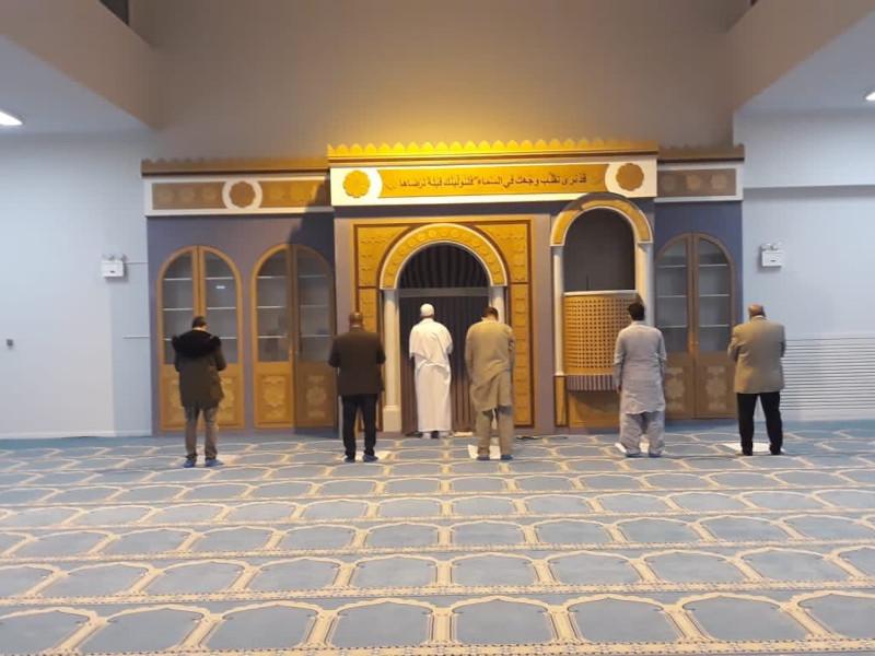 Άνοιξε και επίσημα τις πόρτες του το τζαμί της Αθήνας, στον Βοτανικό