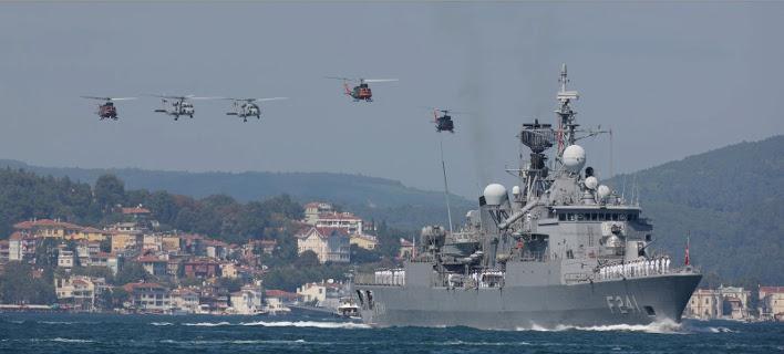 Οι «γκρίζες» απαιτήσεις της Αγκυρας προς το ΝΑΤΟ για το Αιγαίο