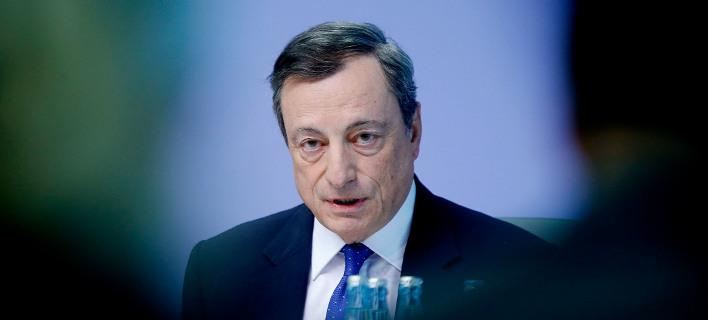 Ντράγκι: Η μείωση των κόκκινων δανείων κορυφαία προτεραιότητα για τις τράπεζες της Ευρωζώνης