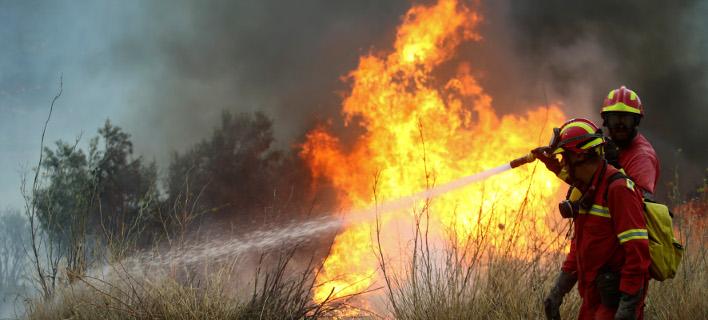 Πυροσβέστες/ Φωτογραφία αρχείου intime news