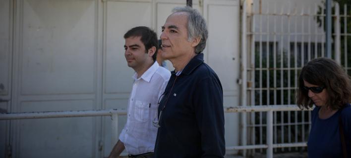 Δημήτρης Κουφοντίνας (Φωτογραφία: EUROKINISSI/ΣΤΕΛΙΟΣ ΜΙΣΙΝΑΣ)