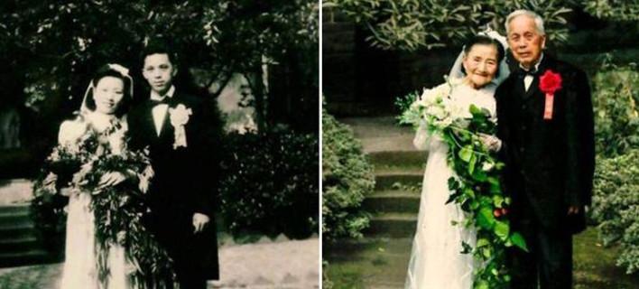 Ρομαντικό: Ζευγάρι 98χρονων γιόρτασε την 70η επέτειο εκεί όπου παντρευτήκαν το 1945 [εικόνες]