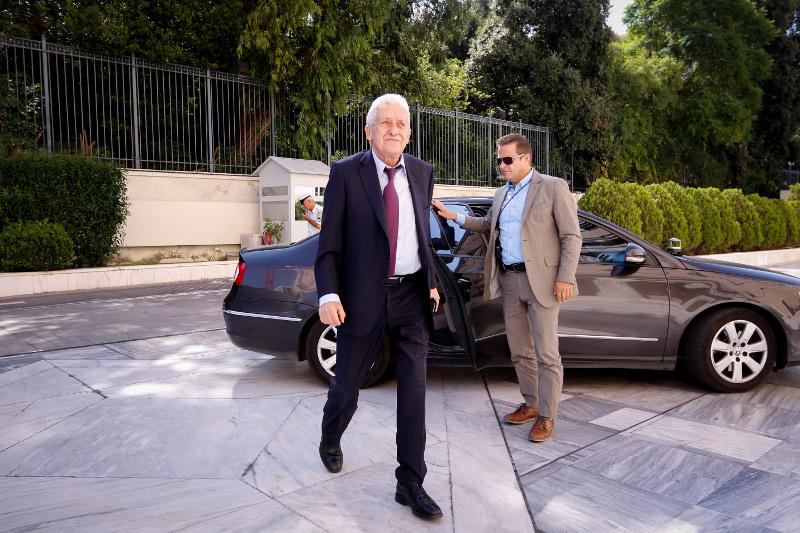 Ο Φώτης Κουβέλης νέος υπουργός Ναυτιλίας- φωτογραφία eurokinissi