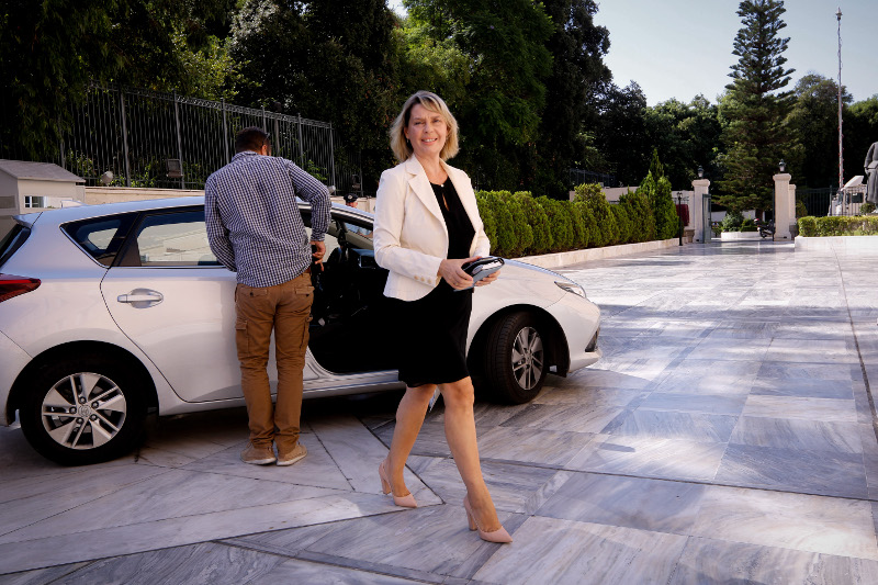 Η Κατερίνα Παπακώστα νέα υφυπουργός Προστασίας του Πολίτη- φωτογραφία eurokinissi