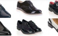 pantofii in stil masculin