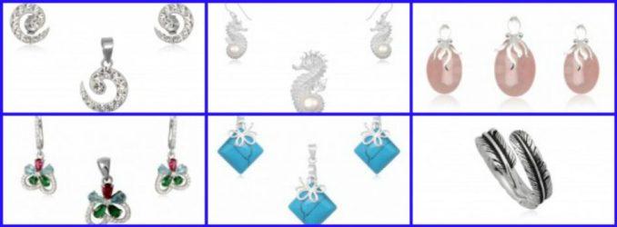bijuterii ieftine argint