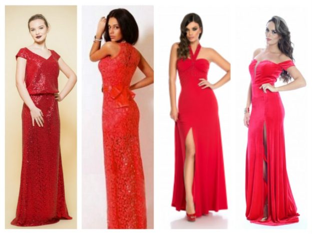 rochii pentru Craciun si Revelion