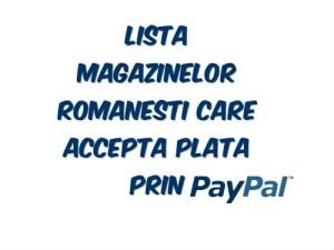 magazine plata prin paypal