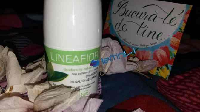 deodorant fara alcool si aluminiu Bottega Verde
