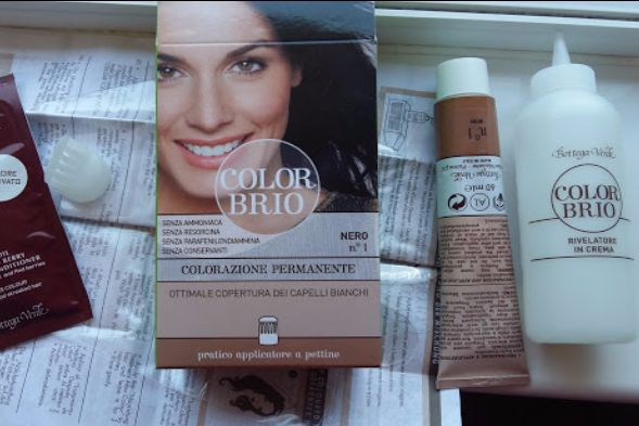 vopsea de păr Color Brio