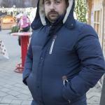 geacă de iarnă bărbați