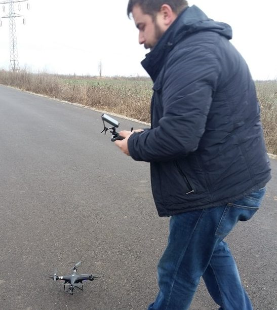 drona wifi