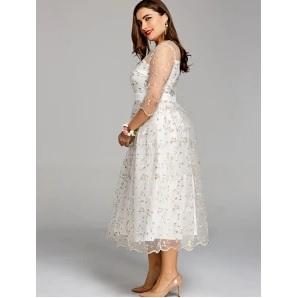 rochie cununie masura mare