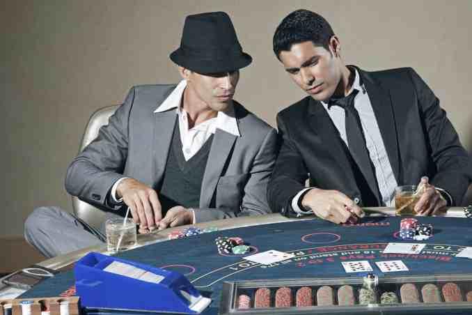 masa de poker