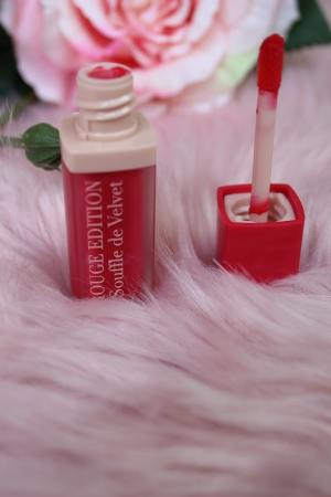 Bourjois Luciu de buze 7.7 ml Rouge edition nr.05 Fuchsiamallow