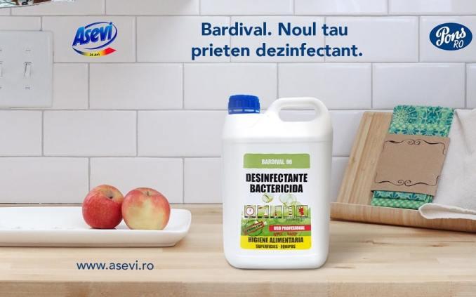 BARDIVAL 96 dezinfectant