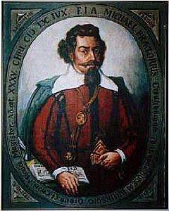 Michael Praetorius (1571-1621)
