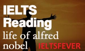 Academic reading practice test 48 Alfred Nobel BIRD MIGRATION The Ingenuity Gap