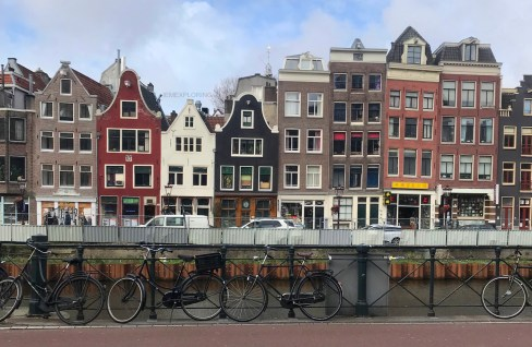 Top Things To Do In Amsterdam: Ultimate Guide- Streets of amsterdam