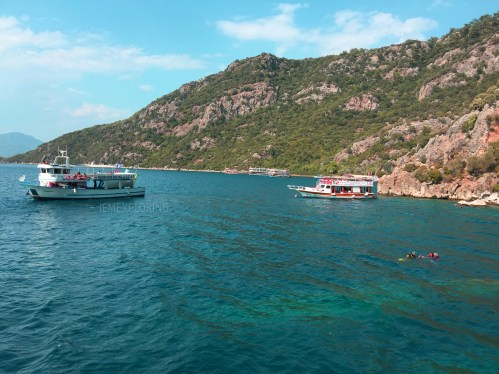 Diving Tour Marmaris. Scuba Diving Marmaris