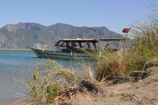 Turtle beach Marmaris