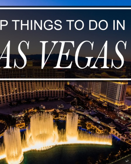 top things to do in vegas that aren't gambling