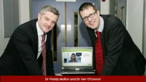 Dr Paddy Mallon & Dr Ger O'Connor