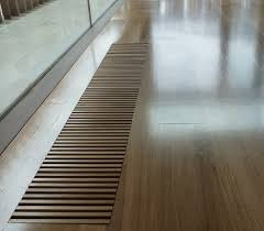 Timber Floor Grille