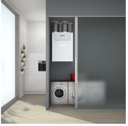 Stiebel Eltron Heat Recovery Ventilation Systems