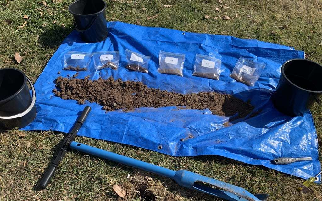 targeted soil investigation nbn