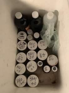 blank environmental samples
