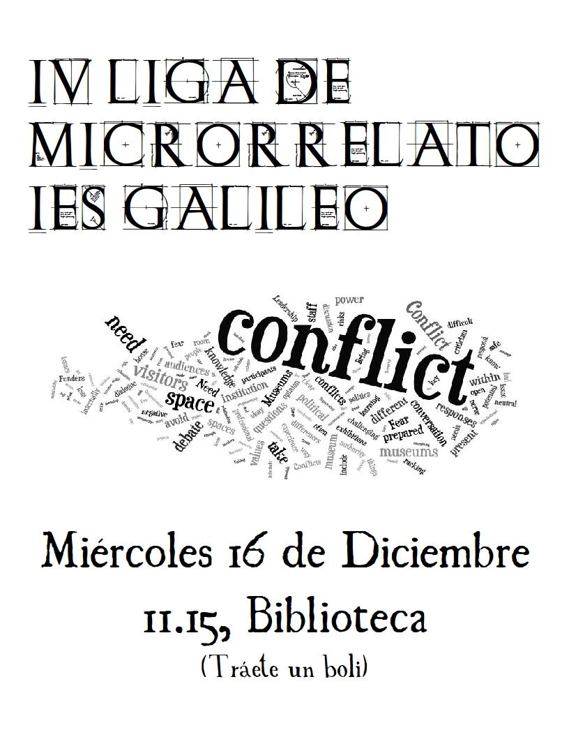 IV Liga de Microrrelato