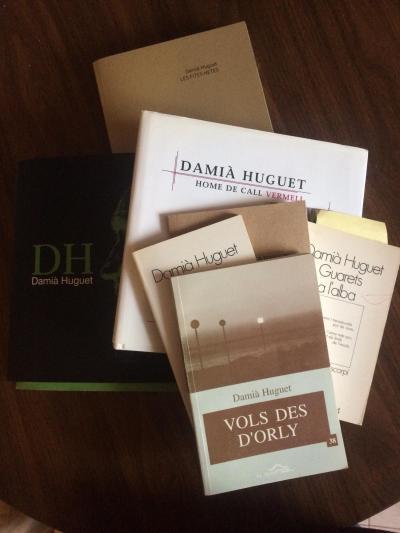 Llibres Damià Huguet