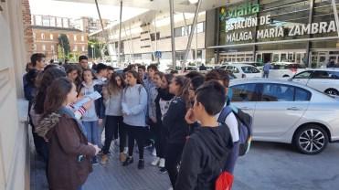 Explanations about Málaga-Córdoba railway