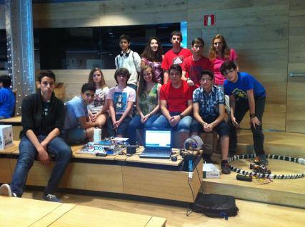 Nuestros alumnos participantes