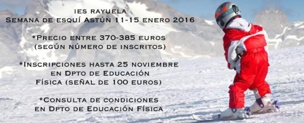 cartel esquí v1