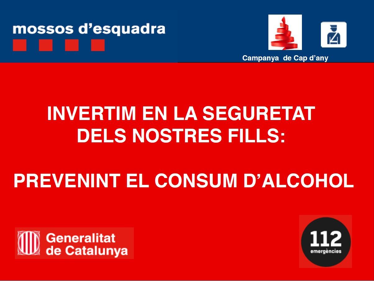 alcohol mossos