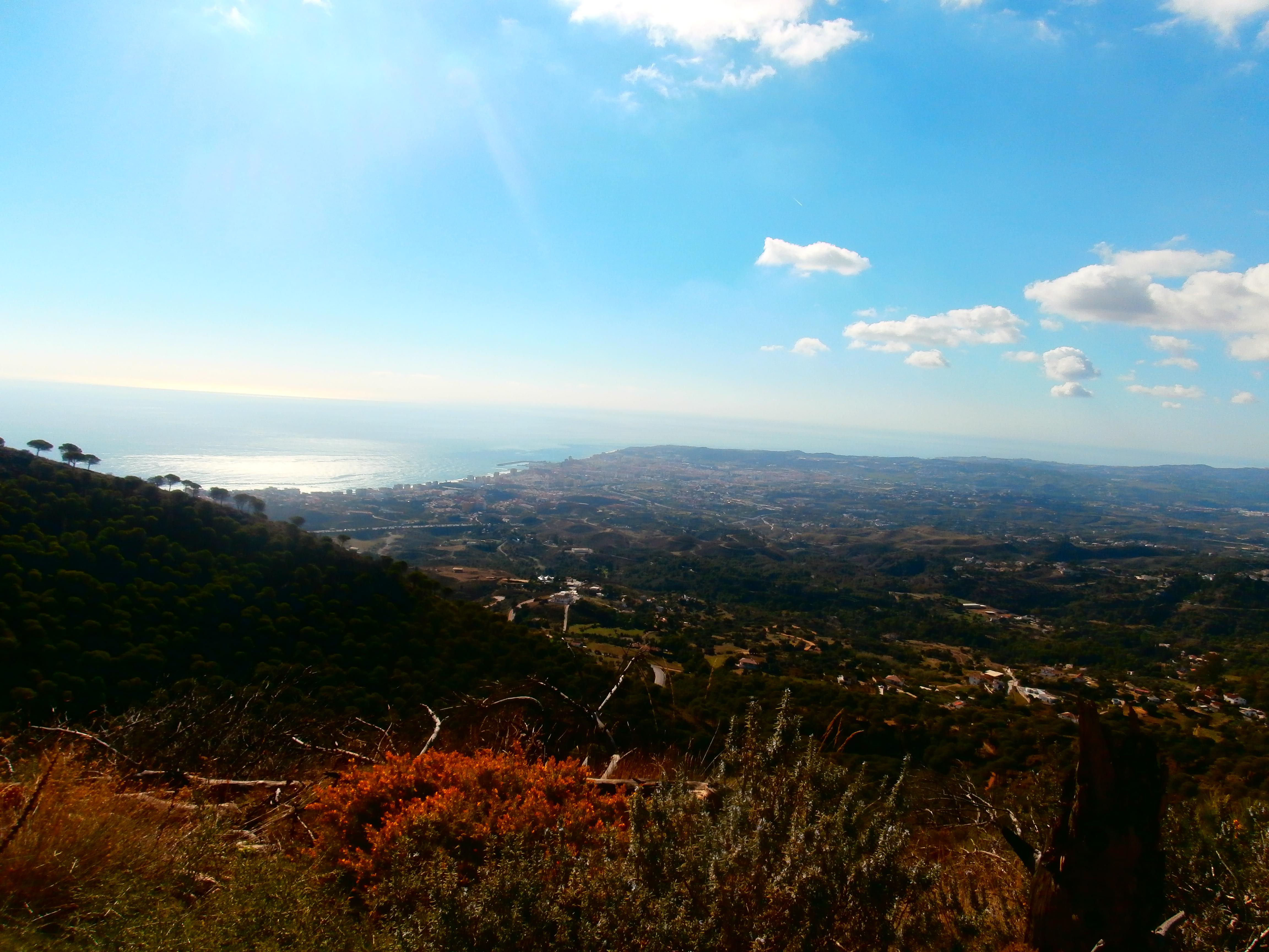 Excursión a la sierra de Mijas