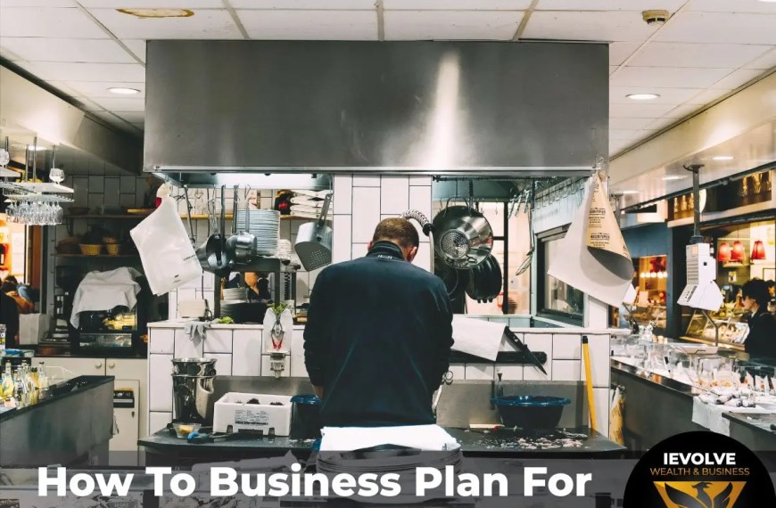 How To Business Plan For Restaurant Startup Success