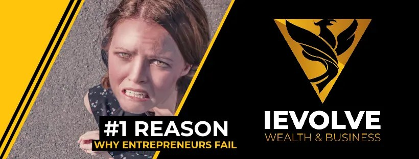 Why You Failed To Make Money Online [#1 Reason Entrepreneurs fail]